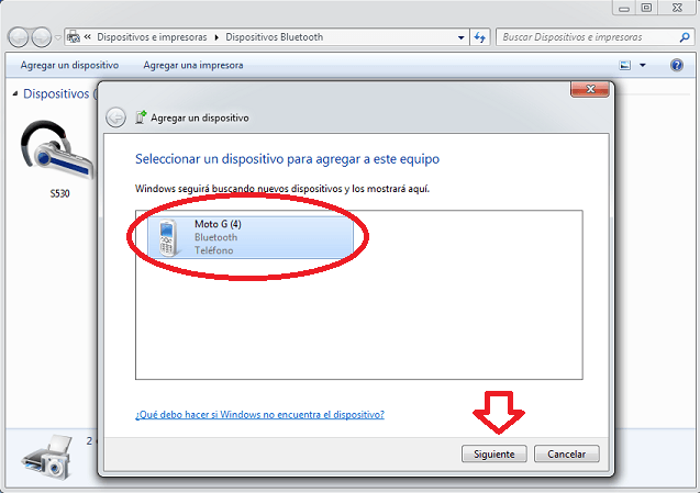 ¿Cómo activar bluetooth en Windows 7?
