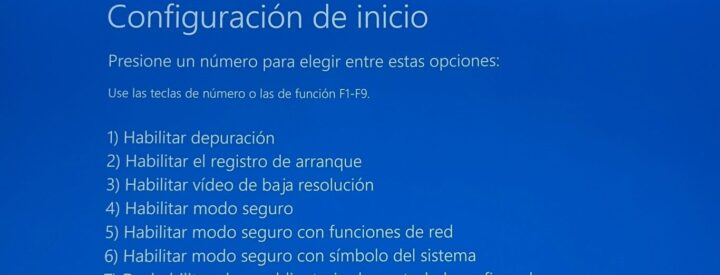 ¿Cómo arrancar en modo seguro en Windows 10?